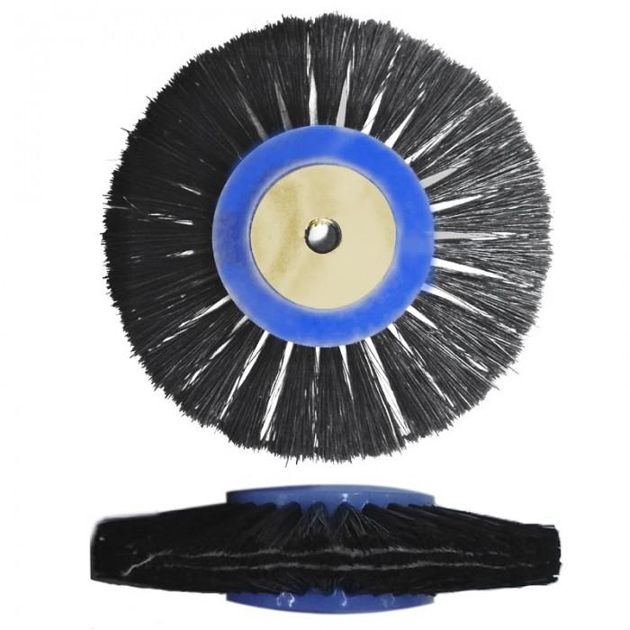 Cepillo circular tela/cerda mixto 80 mm.Astro