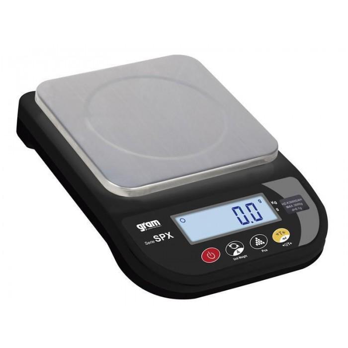 Balanza electrónica precisión Gram SPX-1000D