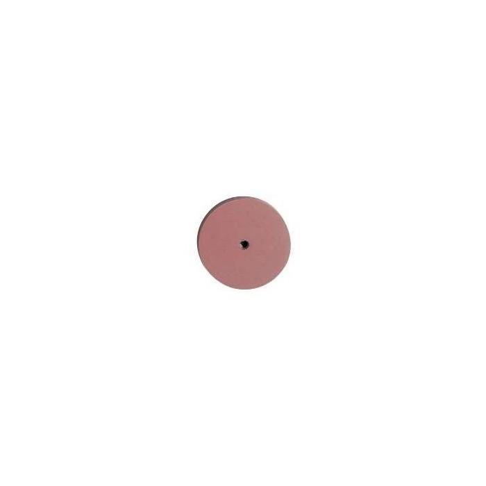 Muela disco rosa grano muy fino 21x3 mm