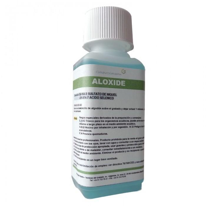 Oxidadante de aluminio Aloxide 100 ml.