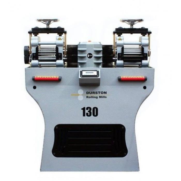 Laminador eléctrico doble cara 1300 mm. Durston