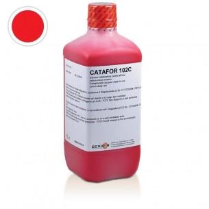 Laca roja Berkem Catafor 102C 1 lit.
