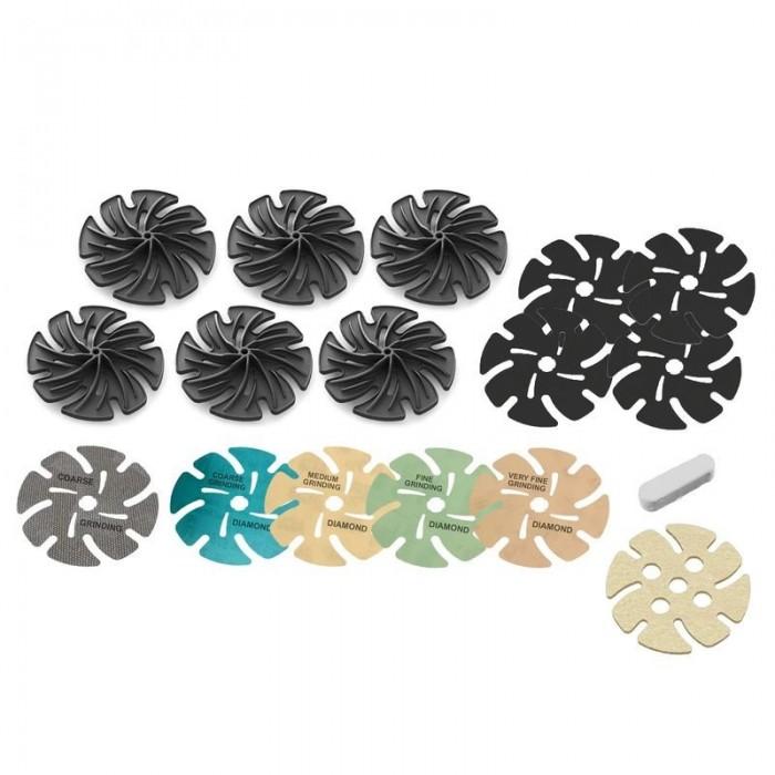 Kit talla gemas blandas para Jooltool