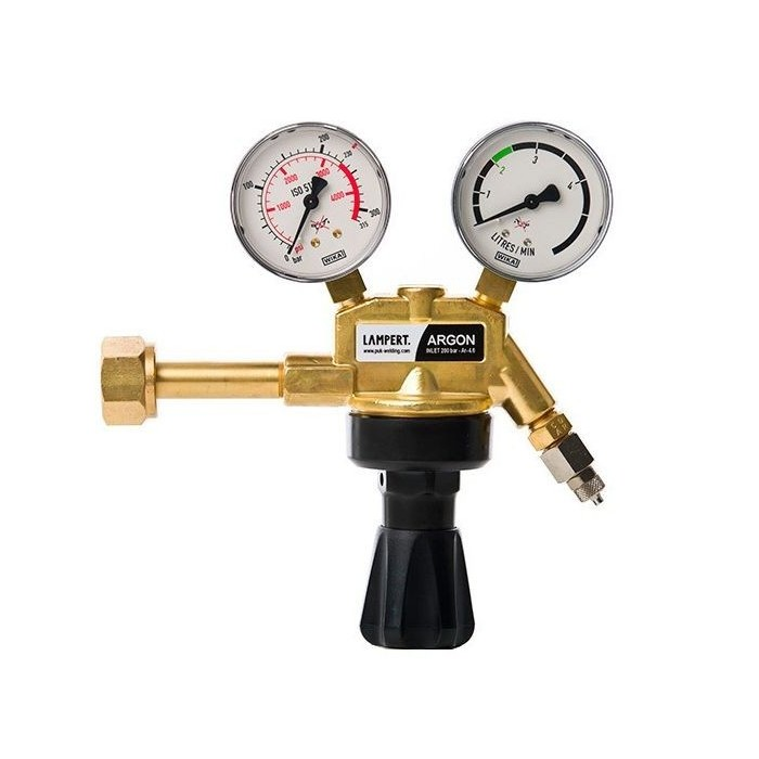 Regulador de caudal CO2 para PUK 4