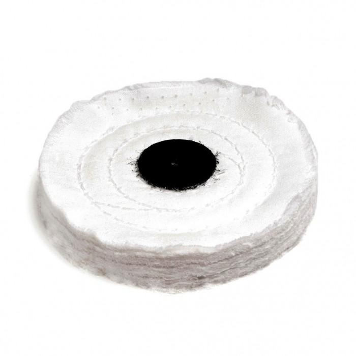 Disco de algodón para pulido y abrillantado