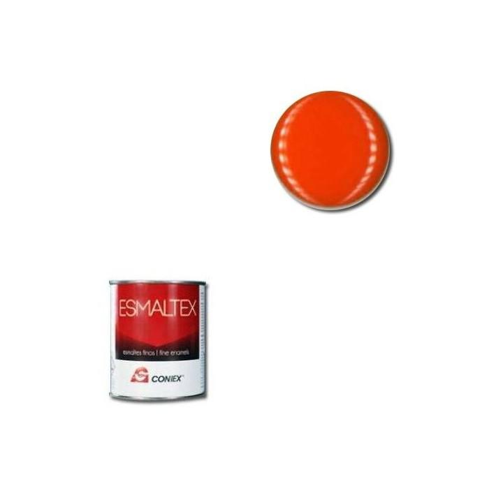 Esmalte bicomponente líquido ESMALTEX  naranja 212 250 g.