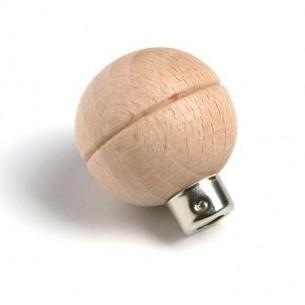 Mango de buril forma de bola madera de haya