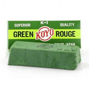 POLISHING PASTE KOYO GREEN ROUGE K-1
