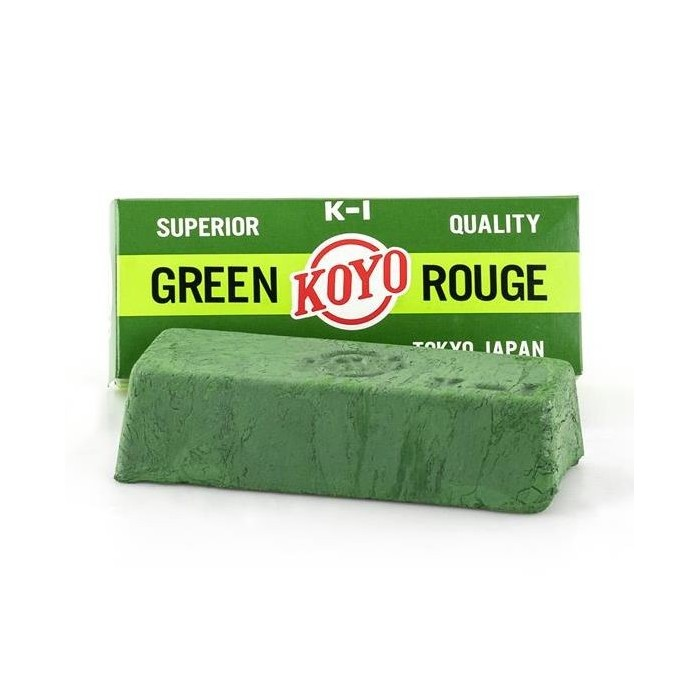 POLISHING PASTE KOYO GREEN ROUGE K-1