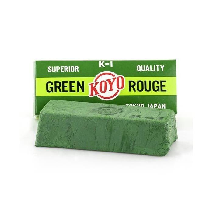 Pasta de pulir Koyo Green Rouge 520 g.