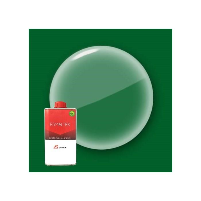 Esmalte bicomponente opaco ESMALTEX  verde intenso 622 250 g.