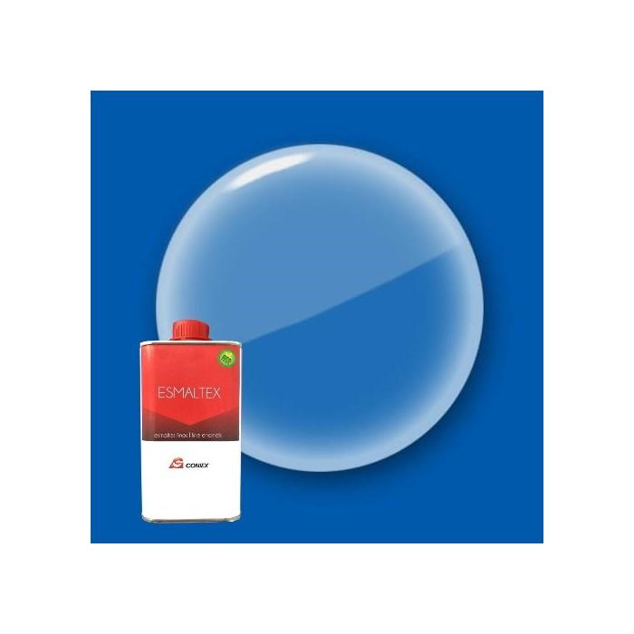 Esmalte bicomponente líquido ESMALTEX  azul noche 532 250 g.
