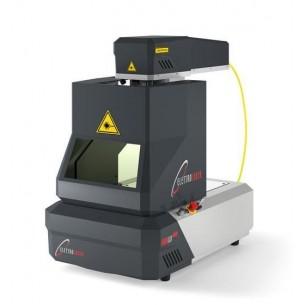 Láser de corte y grabado 30 W Elettrolaser Fiberlux Nano