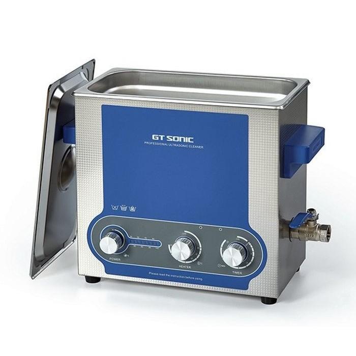 Lavadora por ultrasonidos 3 litros GT-Sonic serie P