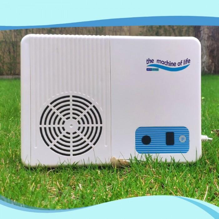 Generador de ozono para desinfectar el ambiente