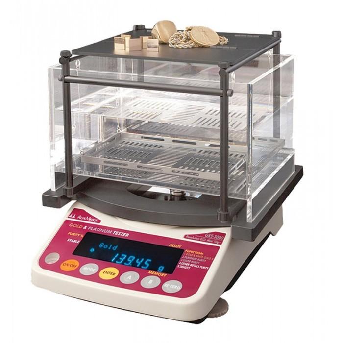 Balanza densímetro Goldtester GKS-3000