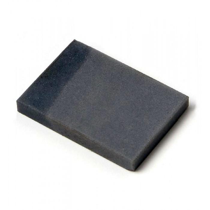 Piedra de toque natural 50 x 35 x 6 mm.
