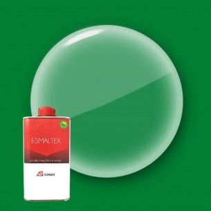 Esmalte bicomponente opaco ESMALTEX Verde intenso 623 250 g.