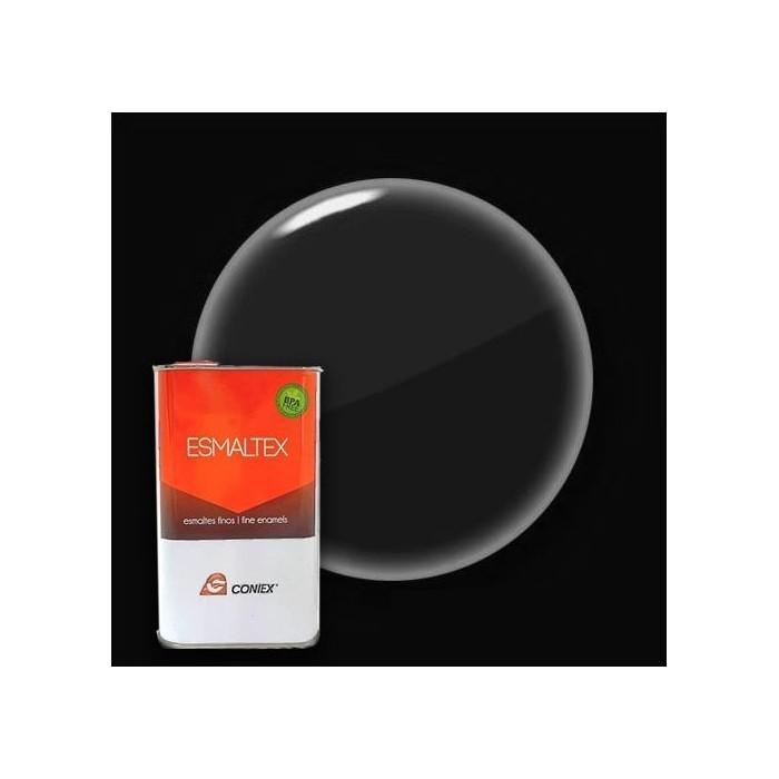 Esmalte bicomponente opaco ESMALTEX  Negro 250 g.