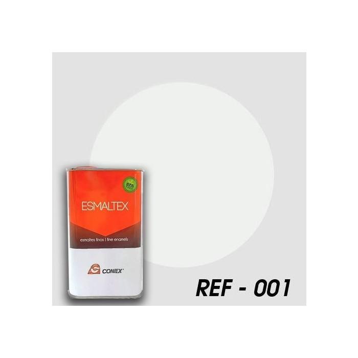 Esmalte bicomponente líquido ESMALTEX  white 001