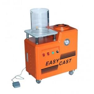 Máquina de vacío para colada Easy-Cast 4 litros 1.500 W