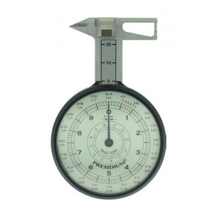ANALOGICAL PRESIDIUM LEVERIDGE CALIPER
