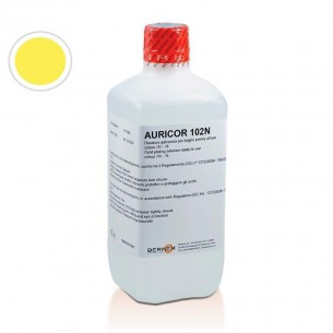 Baño alcalino AURICOR 102N AU 18CT 1L