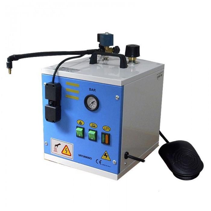 Generador de vapor Saturnino 3,8 litros con pedal