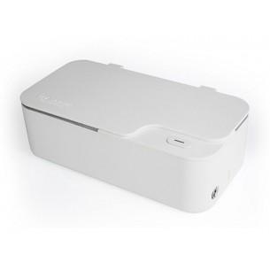 Lavadora ultrasonidos portátil GT-Sonic X! 450 ml. blanca