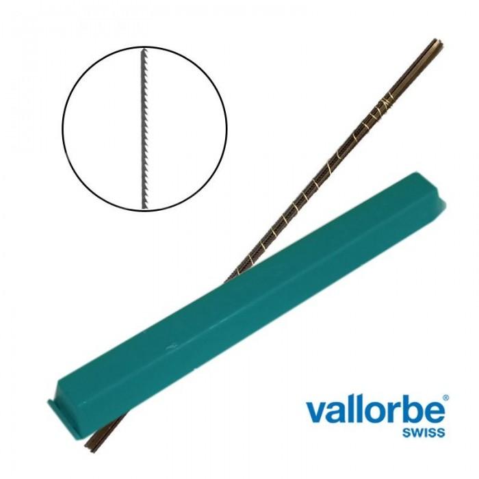 Pelos de sierra Glardon Vallorbe 100 unidades
