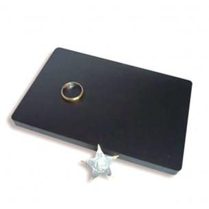 Piedra de toque sintética 152x101x10 mm. Technoflux