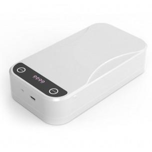 Caja esterilizadora UV-C para desinfección