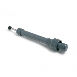 Extractor de micropúas para pulidora magnética