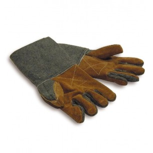 LONG REINFORCED NOMEX GLOVES (PAIR)