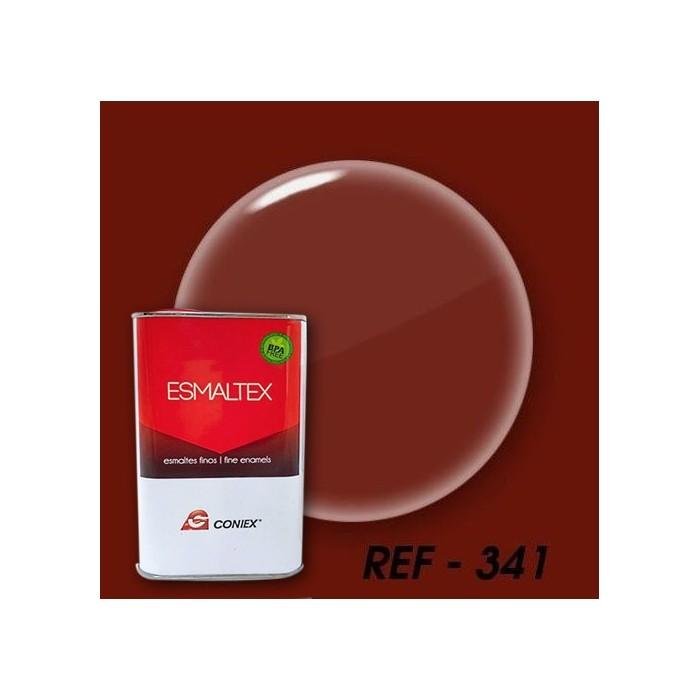 Esmalte bicomponente opaco ESMALTEX  Rojo Sangre 341 250 g.
