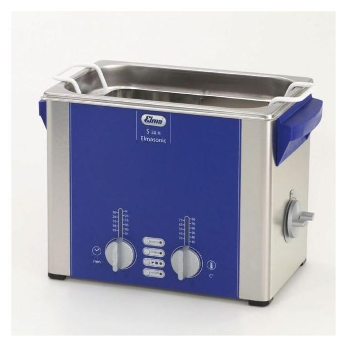 Lavadora ultrasonidos ELMA S30H 2,75 litros