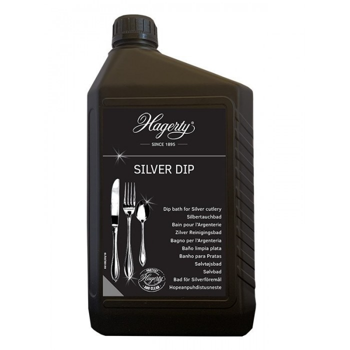 HAGERTY SILVER DIP 2 LIT