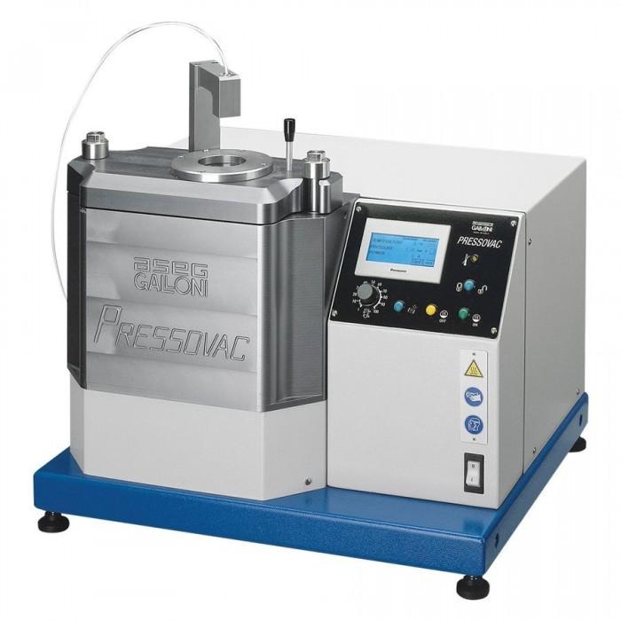 Máquina fusión y colada pirómetro Galloni Pressovac Dual