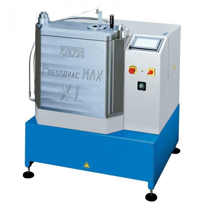 Máquina de fusión y vacío Galloni Pressovac Dual XL
