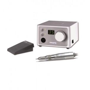 Micromotor escobillas Marathon K35 con pedal FS60 y pieza de mano SH30N