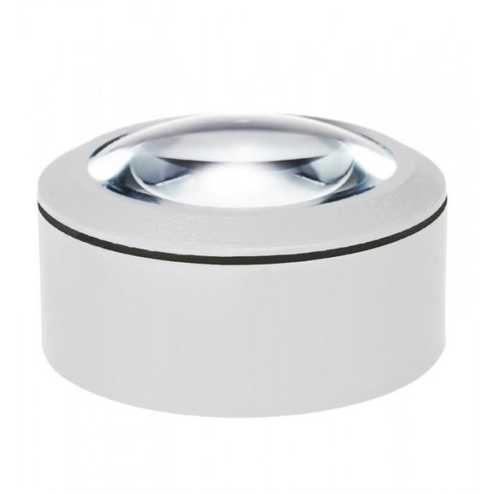 Lupa de sobremesa con luz 3.5X