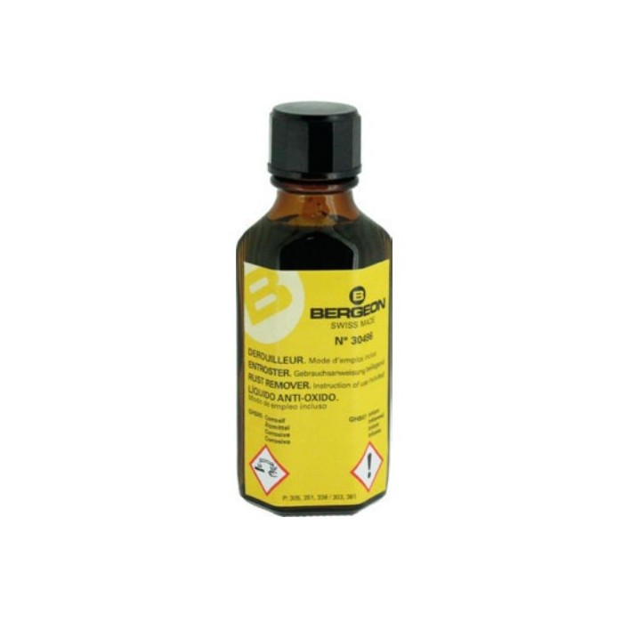 Bergeon antirust oil 50 g.