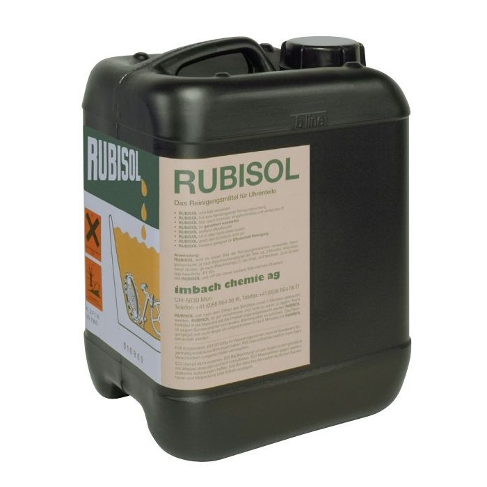 RUBISOL 5 litros