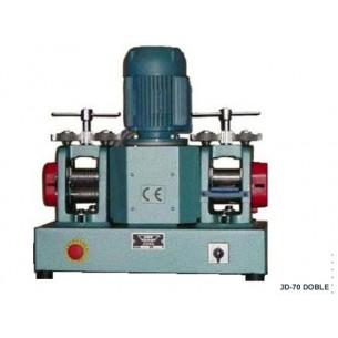 Laminador eléctrico JD-70 Chapa-hilo