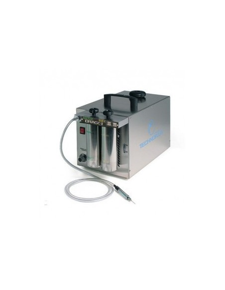 Oxhydric soldering machine and accessories